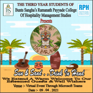 RPH-hotel-management-college-theme-event